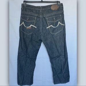 ECKO UNLTD.👖Men's Denim Jeans Pants Dark